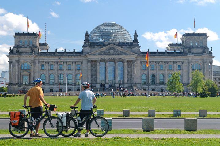 1100-Kilometer-Verbindung: Die Bonn-Berlin-Route