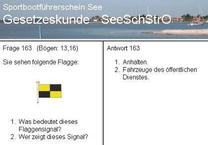 """Trainer Sportbootführerschein See: """"Natürlich stört uns das"""""""