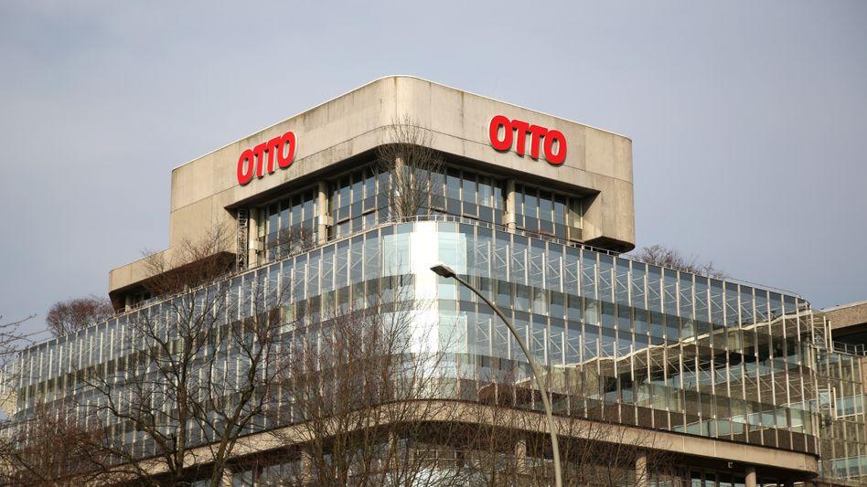 Otto-Zentrale in Hamburg: Nicht Versandhandel, sondern Finanzen als großer Ertragsbringer