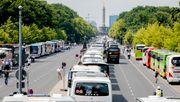 Staat will Reisebus-Unternehmer mit 170 Millionen Euro stützen
