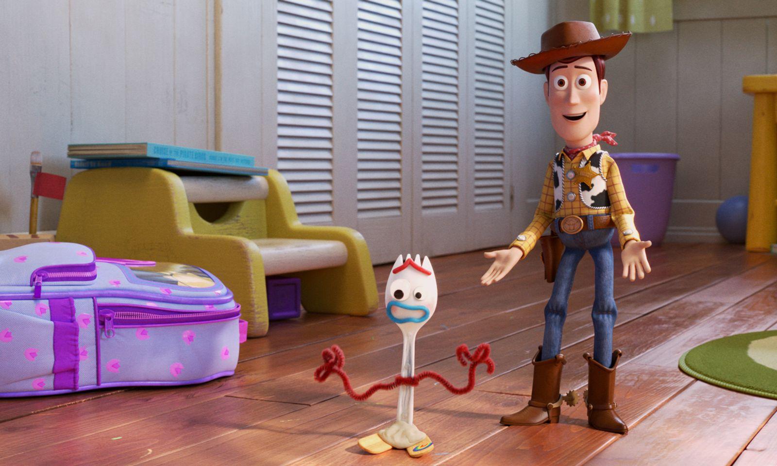 EINMALIGE VERWENDUNG Film/ Toy Story 4