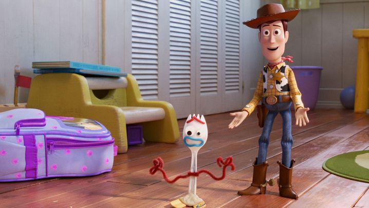 Trickfilm-Saga: Der Sinn des Spielzeuglebens
