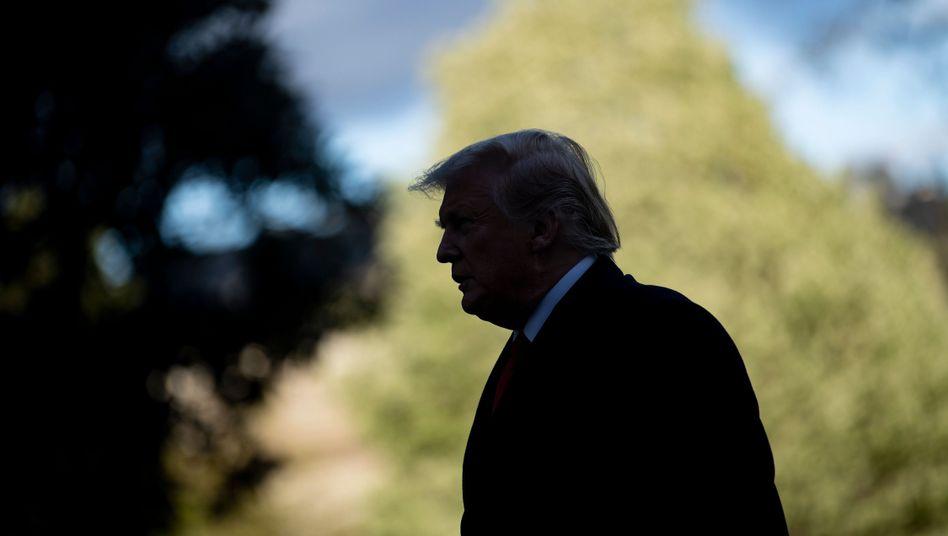 Die Steuern von Donald Trump bleiben geheim - vorerst