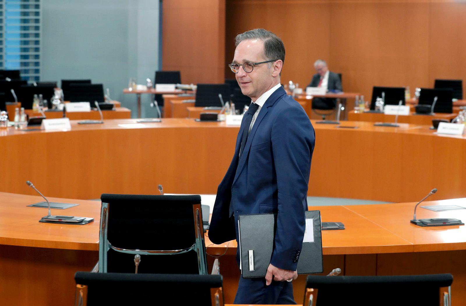 Bundeskabinett tagt