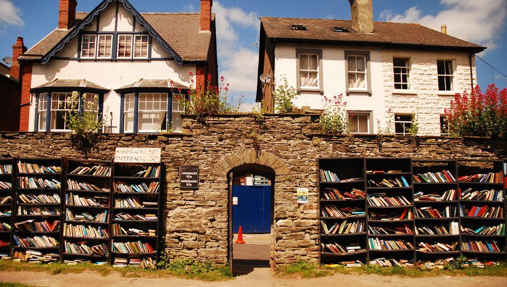 Bücherdorf Hay-on-Wye: Die Leseratten-Plage