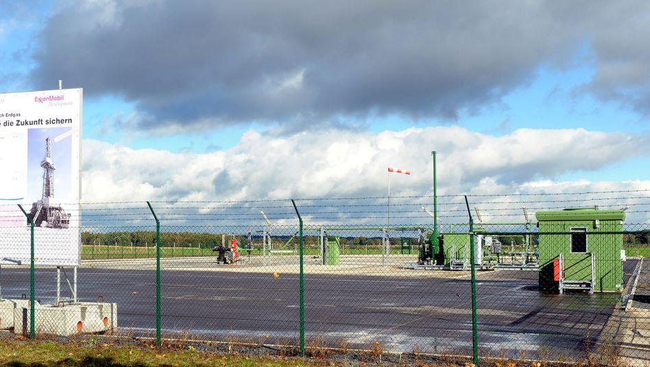 Geplantes Fracking-Feld im niedersächsischen Rotenburg: Gibt es doch kein Gesetz?