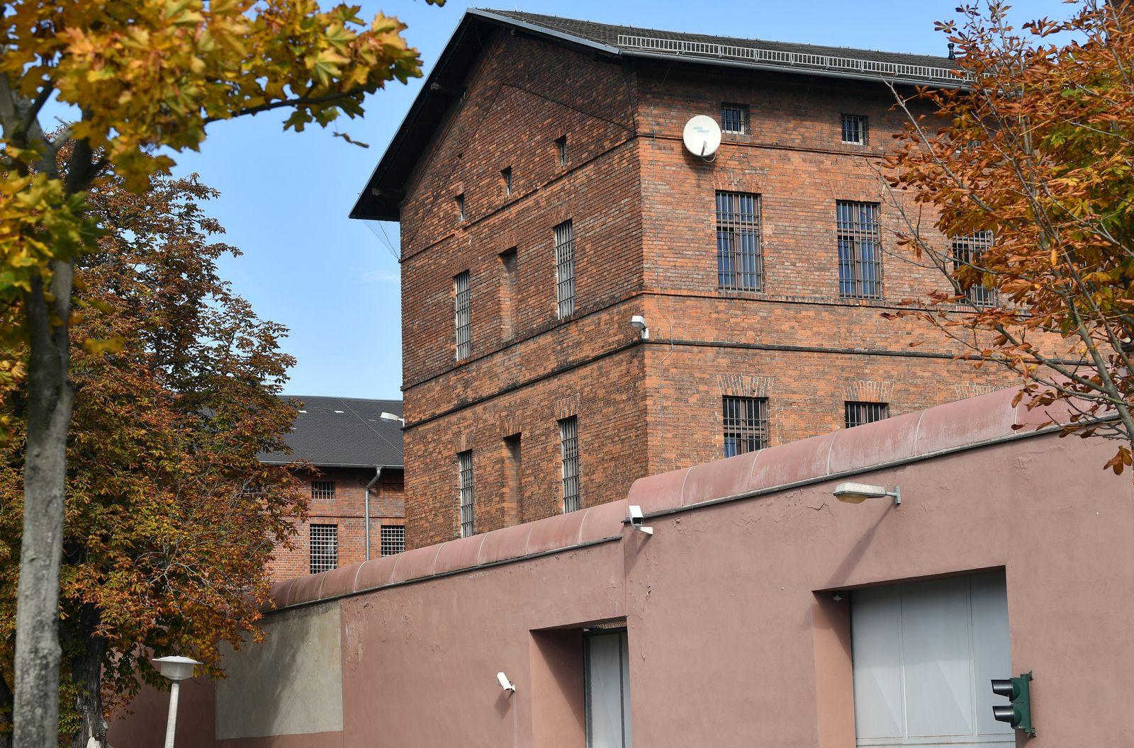 Attentäter von Halle entkommt im Gefängnis kurz seinen Aufsehern