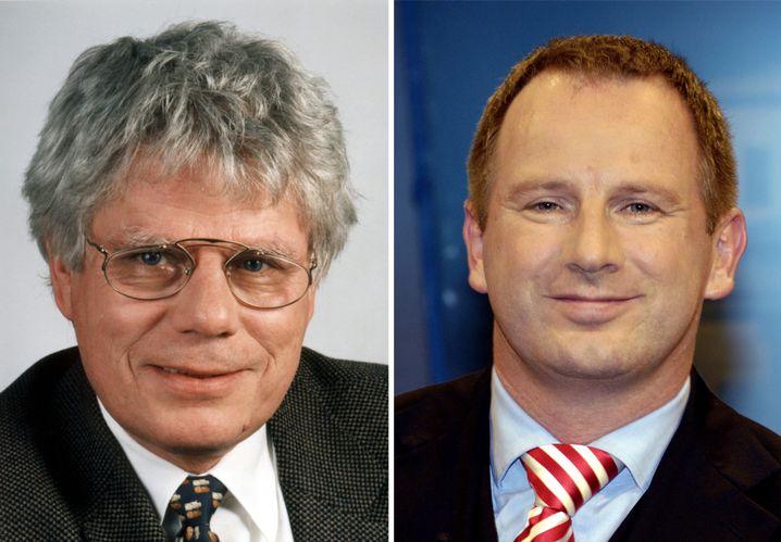 Johannes Kahrs, geboren 1963, ist Sprecher des Seeheimer Kreises der SPD. Der Jurist sitzt seit 1998 im Bundestag
