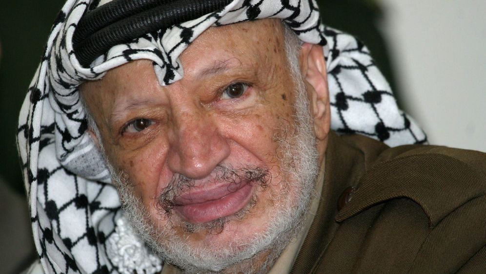 Rätselhafter Tod: Arafat und das Gift Polonium