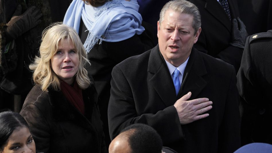Nach 40 Jahren Ehe: Al und Tipper Gore trennen sich