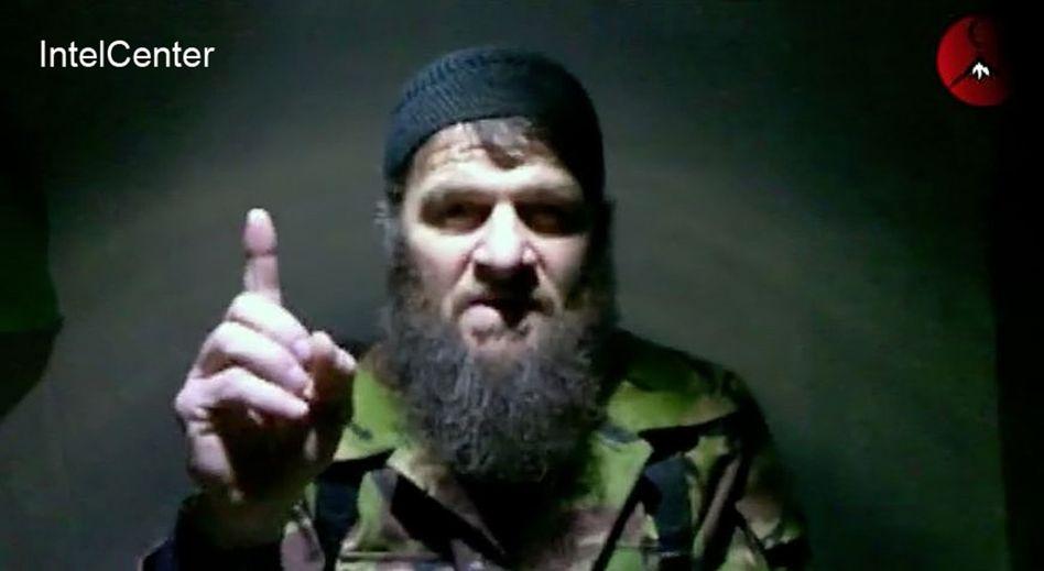 Blutbad in Moskau: Top-Terrorist bekennt sich zu Flughafen-Anschlag