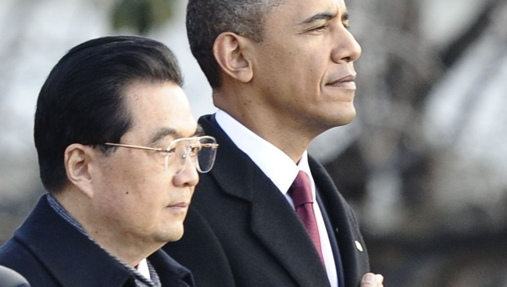 Obamas Haare: Hat er oder hat er nicht?