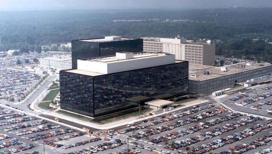 NSA-Zentrale in Maryland: Warum Deutschland?