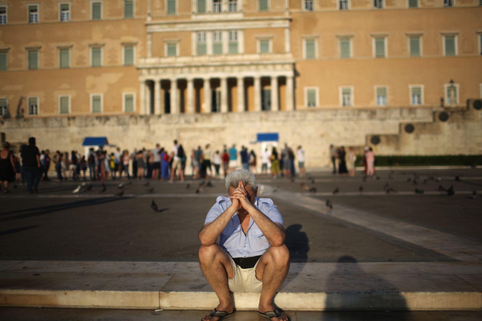 Griechenland Finanzkrise