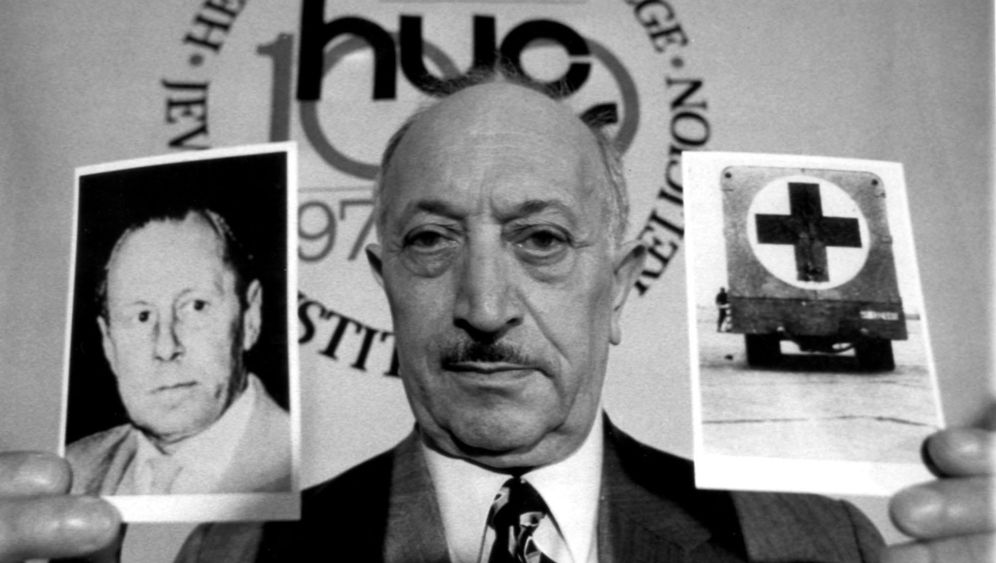 Photo Gallery: The Legacy of Simon Wiesenthal