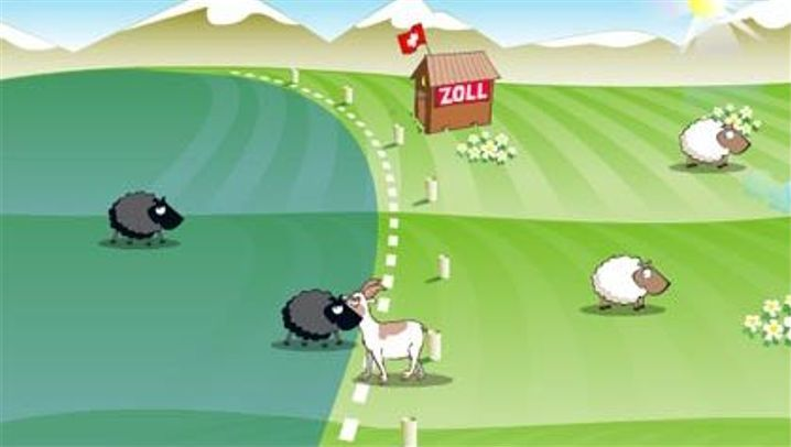 SVP-Wahlkampf: Blochers rüde Kampagne