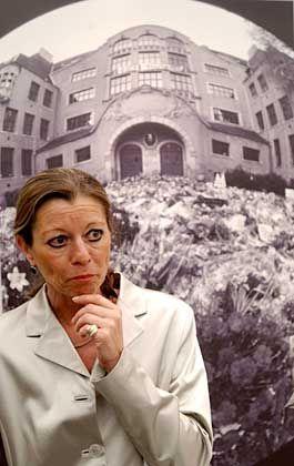 Rückendeckung von Teilen des Kollegiums: Schulleiterin Christiane Alt