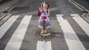 Wie gefährlich ist der Straßenverkehr für Kinder?
