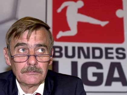 DFL-Chef Werner Hackmann: Verfahren nicht auszuschließen