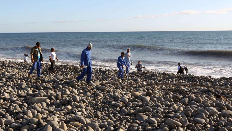 Suche nach Trümmerteilen auf La Réunion: Am Mittwoch beginnt die Analyse