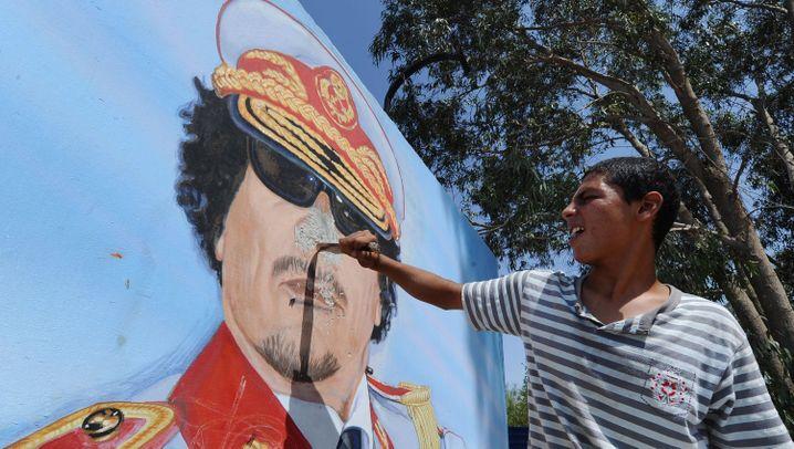 Nachbarland Algerien: Gaddafi-Clan auf der Flucht