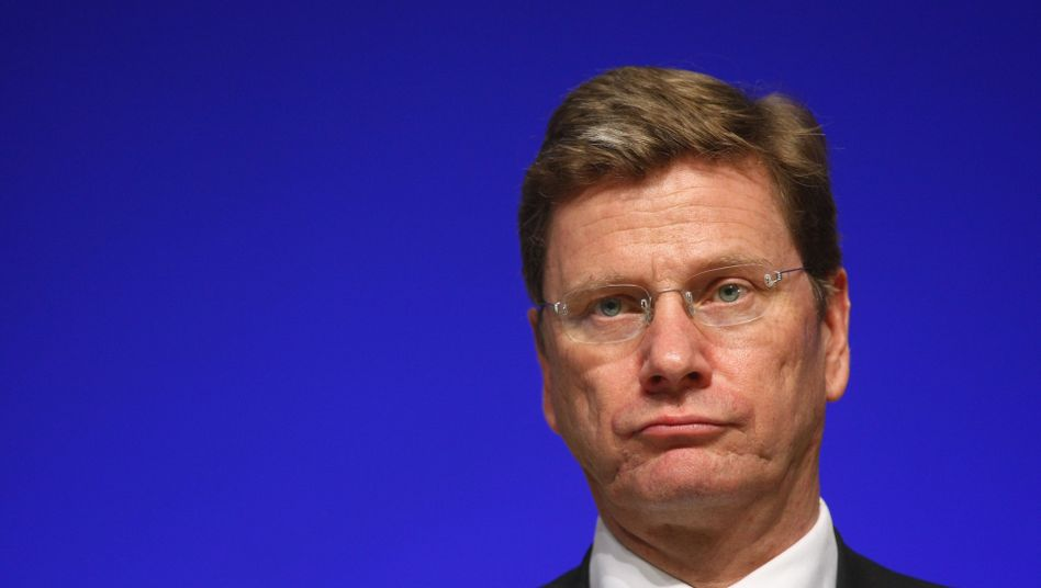 FDP-Chef Westerwelle: Millionenstrafe für die Partei
