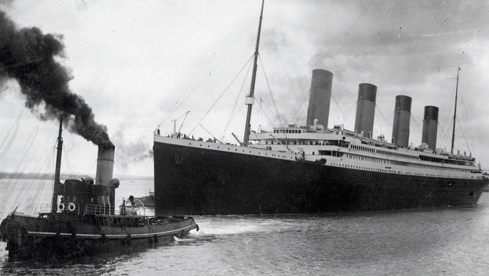 """Geplanter Nachbau: Australischer Milliardär will """"Titanic II"""""""
