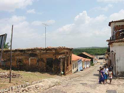 Landschaft in Maranhao: Sogar die Armut scheint hier malerisch