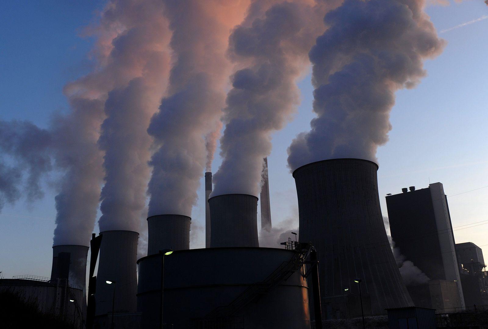 Kohlekraftwerk Gelsenkirchen