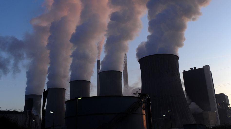 Kohlekraftwerke: Rückendeckung für Gabriels Klimapläne