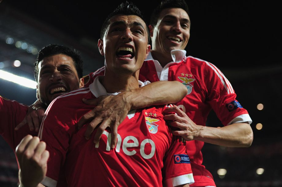Benfica Lissabon Spielt Finale In Europa League Gegen
