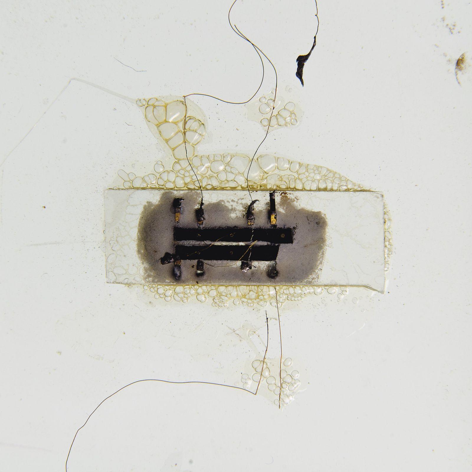 Mikrochip 1958 Jack Kilby