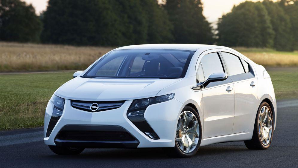 Chevorlet Volt/Opel Ampera: Elektro- oder Hybridauto?