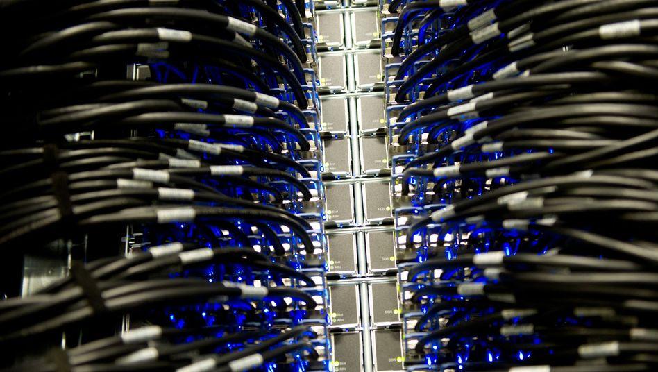 """Supercomputer """"Blizzard"""" (Deutsches Klimarechenzentrum): """"Wir wollen Weltmeister werden, wenn wir das Thema Smart Data anzünden"""""""