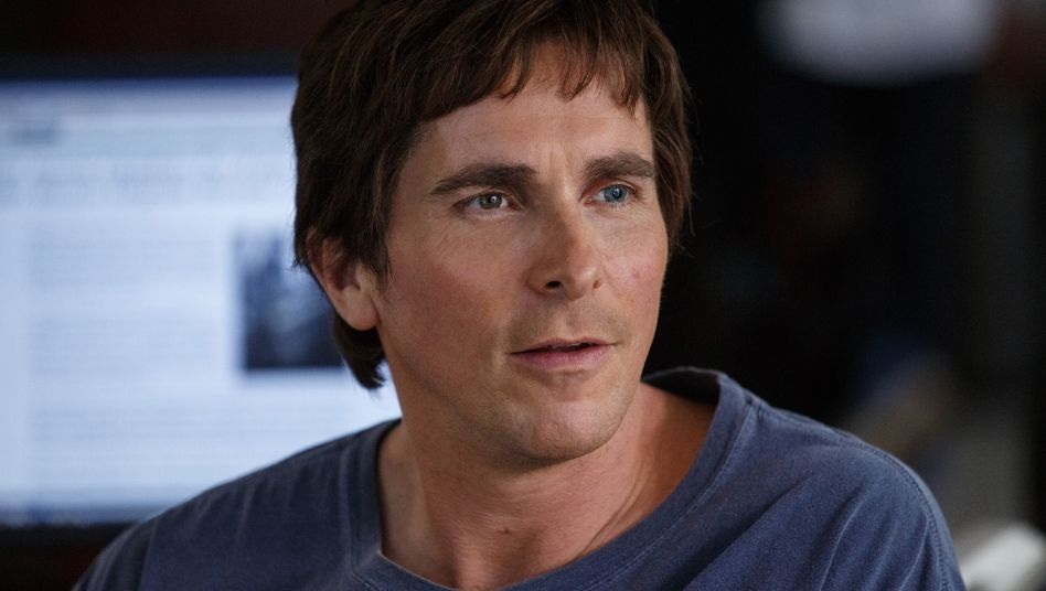 """Christian Bale in """"The Big Short"""""""