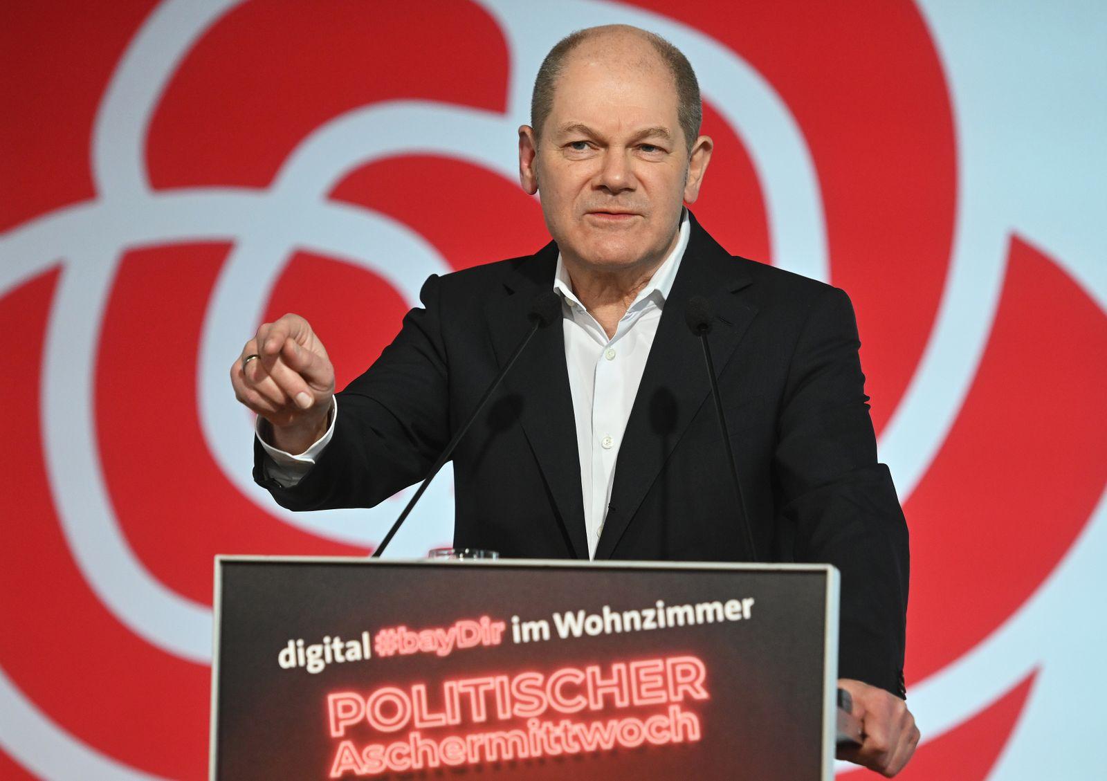 Politischer Aschermittwoch in Bayern - SPD