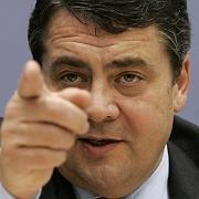 Umweltminister Gabriel: vorsichtiger Rückzieher