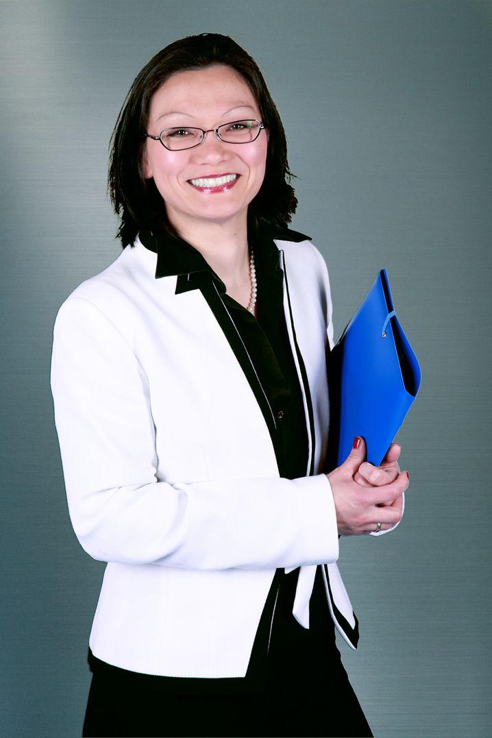 Diana Hampe: Keine teuren Kanzleiräume? Macht nichts, kommt die Anwältin eben zum Mandanten