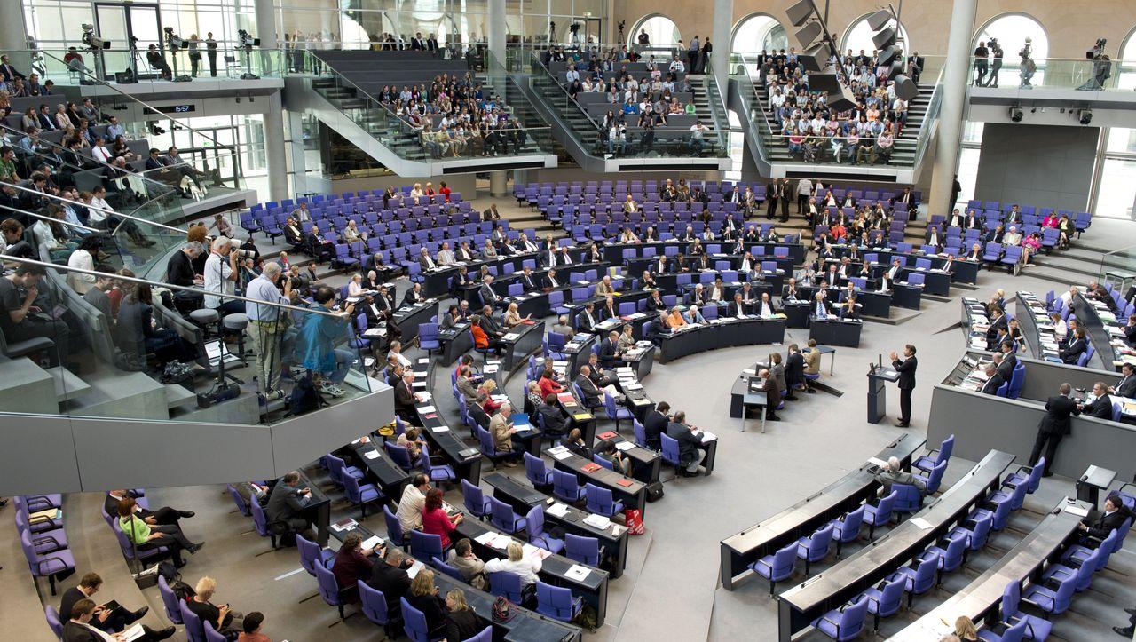 Resolution Bundestag