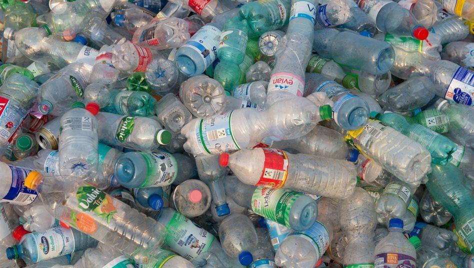 Pfand ja, aber die meisten dieser Flaschen werden nicht wieder befüllt