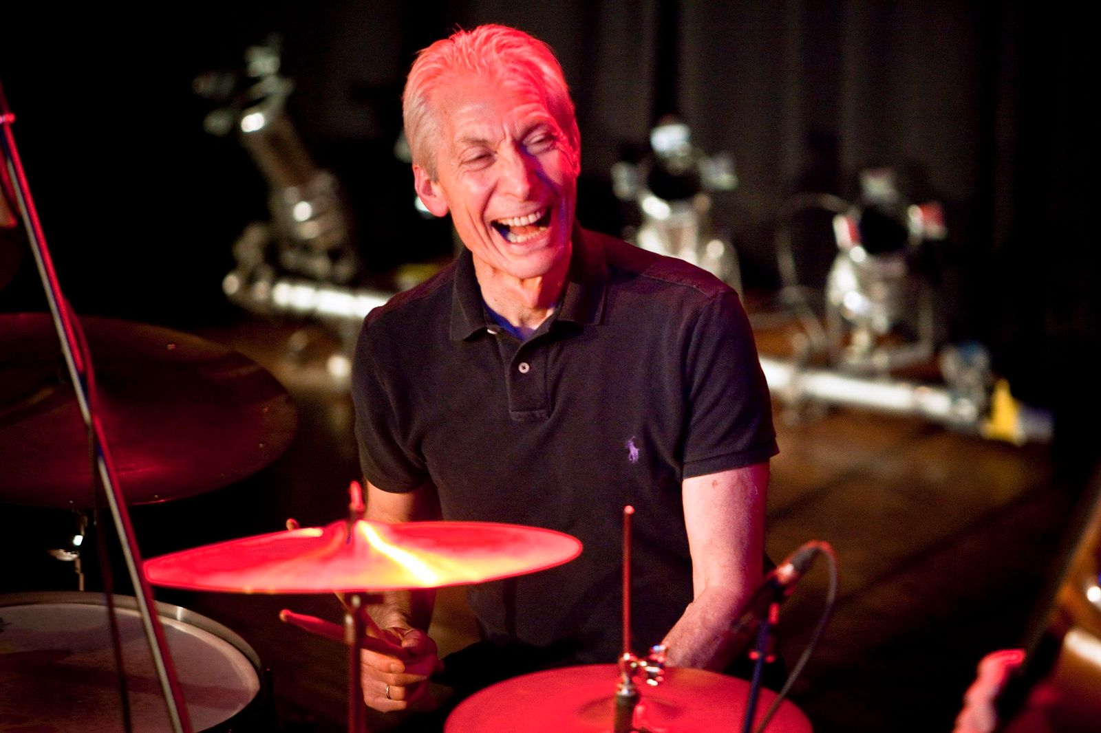 Charlie Watts dies at the age of 80