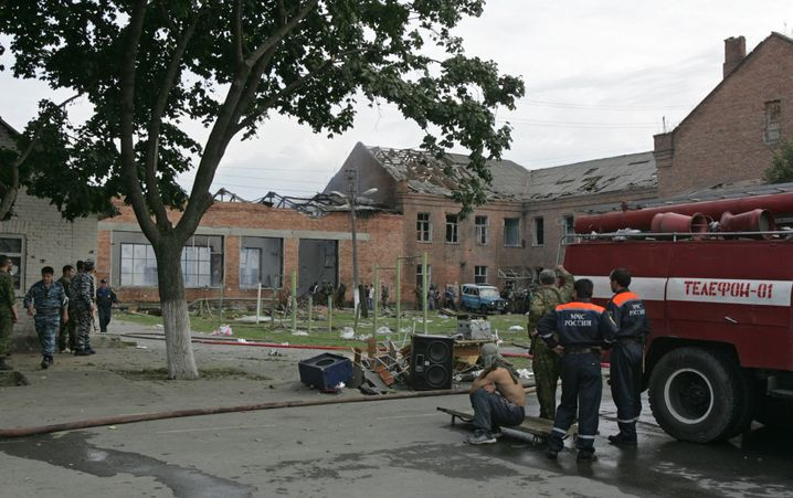 Schule in Beslan
