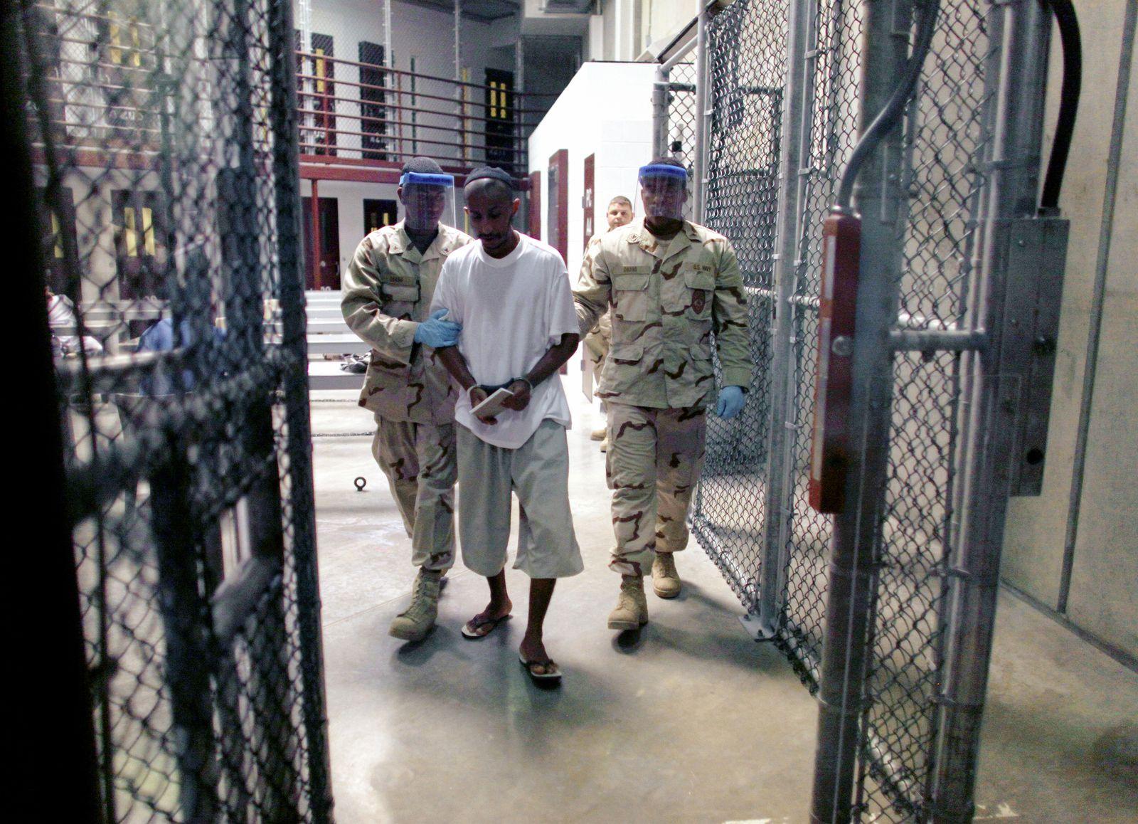 Gefangener in Guantanamo