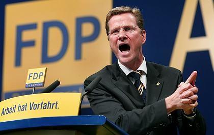 """Angriffe auf den FDP-Chef: """"Westerwelle tickt falsch"""""""