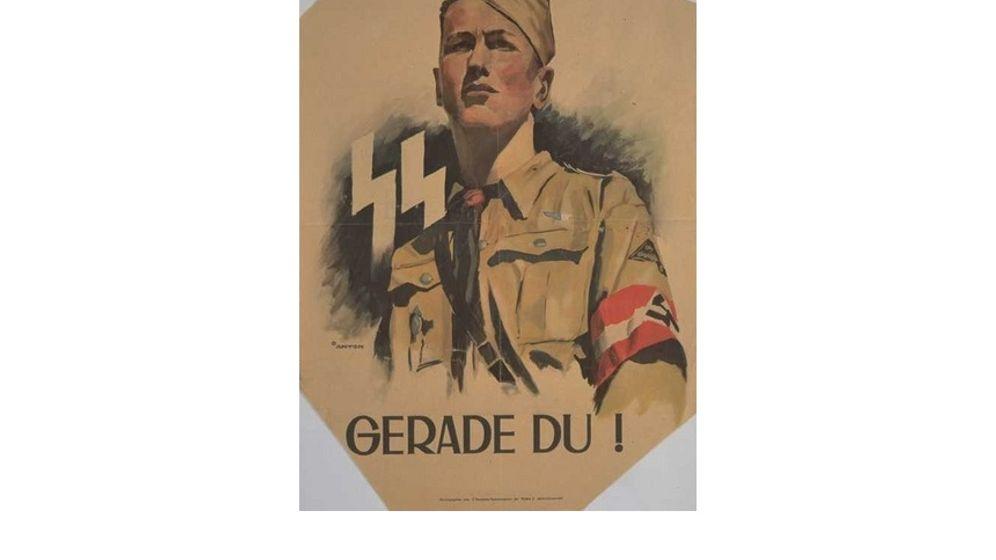 """Die ersten Jahre des """"Dritten Reichs"""": Uniformen überall"""
