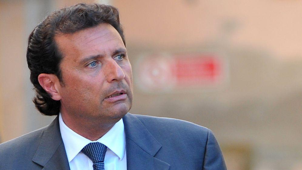 """""""Costa Concordia"""": Katastrophe vor Giglio"""