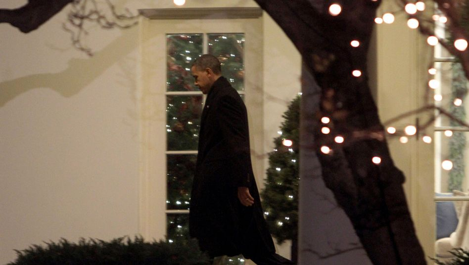 Obama leaves the White House on Wednesday, heading for his Christmas vacation on Hawaii.