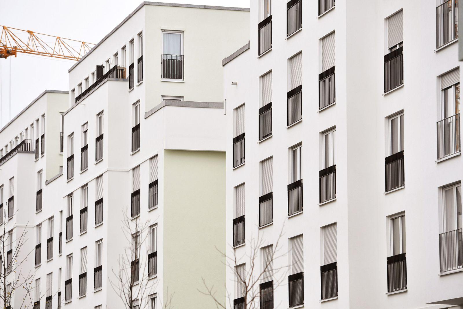 EINMALIGE VERWENDUNG Immobilien / Wohnungen / Wohnung / Eigentumswohnung / Häuser / Immobilienblase