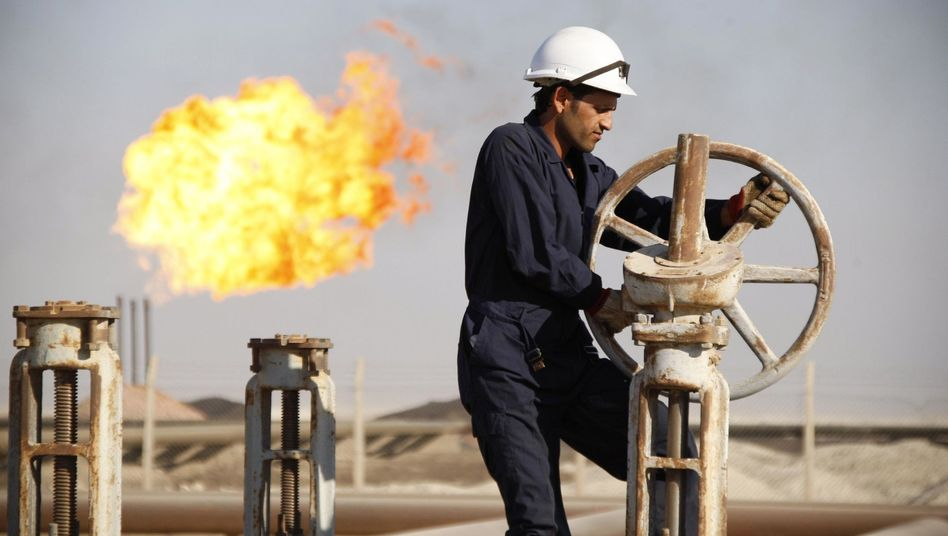 Ölfeld West Kurna-1 im Irak: ExxonMobil zieht sich zurück, PetroChina hat Interesse