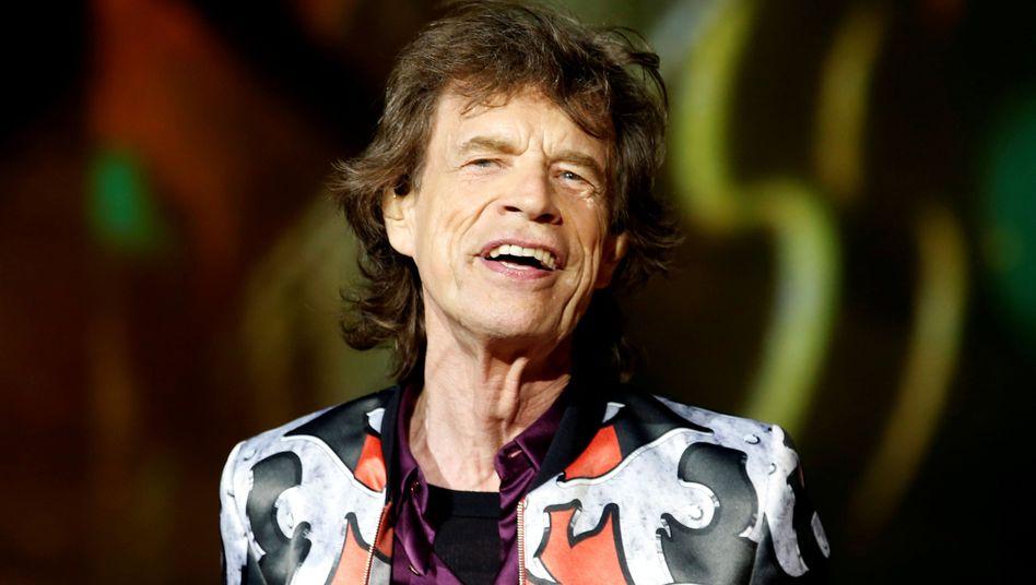 Nach einem Eingriff am Herzen hatte Mick Jagger bereits wieder Lust am Twittern.
